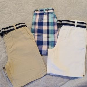 Boys 4T shorts bundle BRAND NEW WITH TAGS